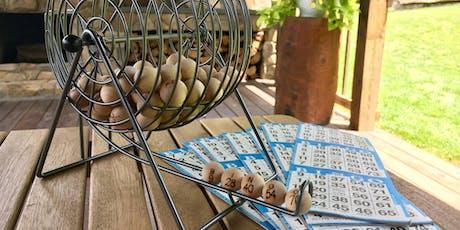 Bingo at the Distillery tickets