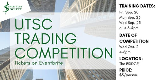 UTSC Trading Competition