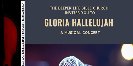 Gloria Hallelujah