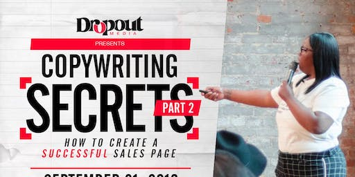 Copywriting Secrets: How To Create A Successful Sales Page