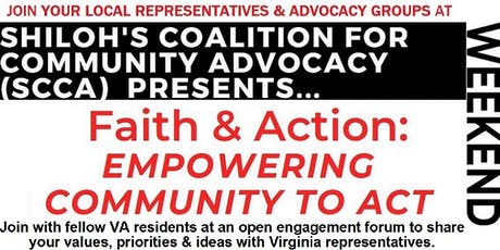 Faith & Action: Empowering Community to Act tickets