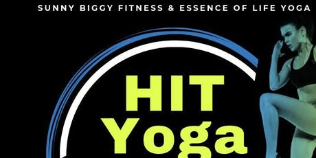 HIT Yoga (High Intensity Yoga Combined With Body Weight Movement)  tickets