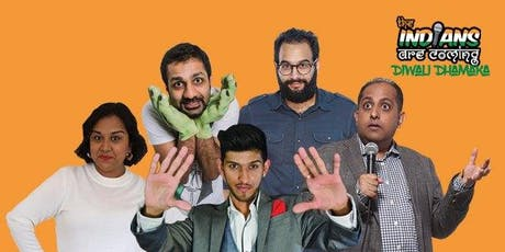 The Indians Are Coming : Diwali Dhamaka – Manchester tickets