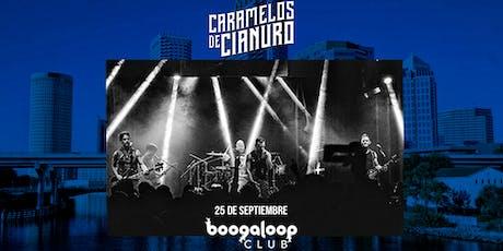 Caramelos de Cianuro @ Bogotá entradas