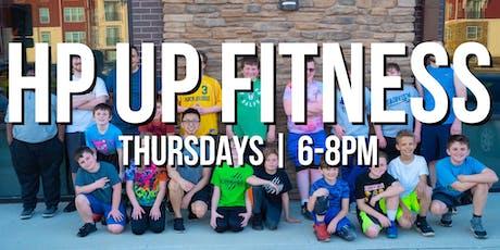 Thursday HP Up Fitness tickets