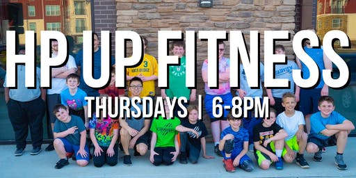 Thursday HP Up Fitness
