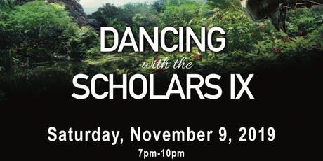 Dancing with the Scholars IX tickets