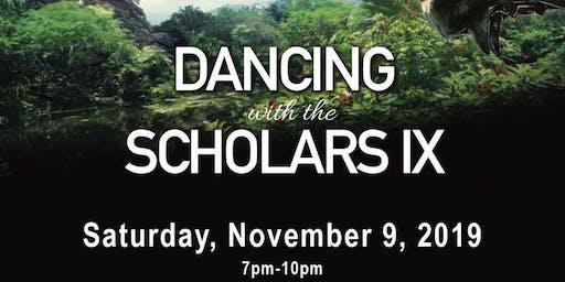 Dancing with the Scholars IX