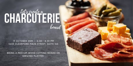 Let's Create a Charcuterie Board tickets
