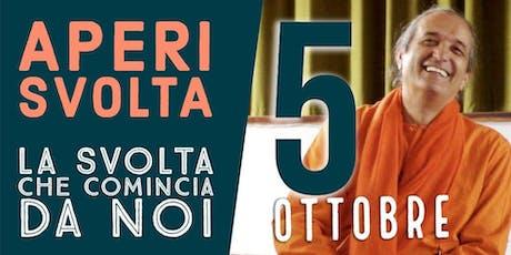 AperiSvolta Meditativa con Amadio Bianchi biglietti