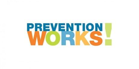 Be Prepared: The Prevention Written Exam  tickets