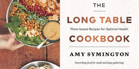 The Long Table Cookbook Launch tickets