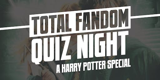 Total Fandom Quiz Night - A Harry Potter Special