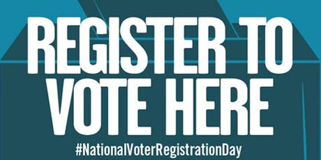 Fretboard Brewing Voter Registration Happy Hour! tickets