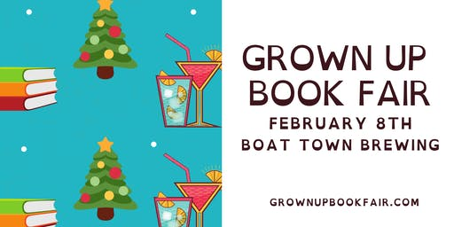Grown Up Book Fair December