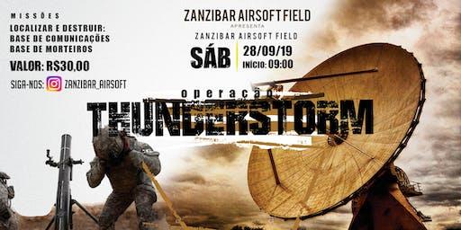 Zanzibar Thunderstorm