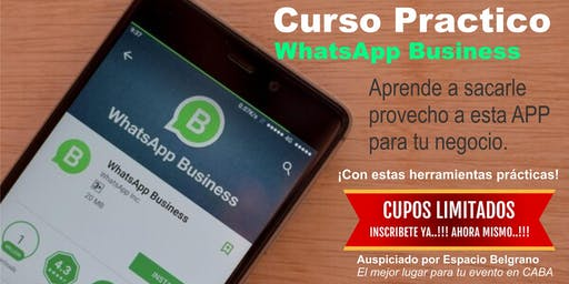 Curso Practico de WhatsApp Business II