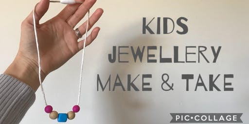 Kids Jewellery Make & Take
