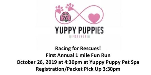 Racing For Rescues - 1 Mile Fun Run!