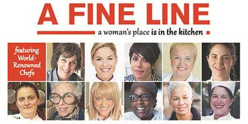 """""""A FINE LINE a woman's place is in the kitchen"""" - Movie & Reception"""