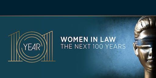 Year 101: Women in Law Lunch Brisbane