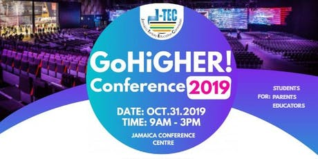 GoHiGHER! Conference 2019* tickets