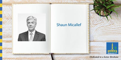 Meet Shaun Micallef - Brisbane City Hall