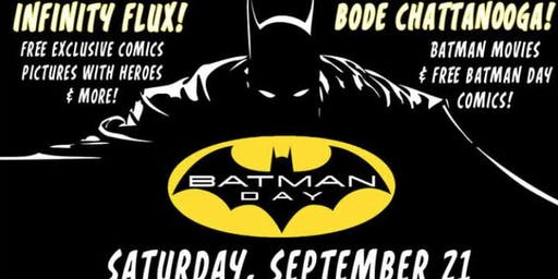 Batman Day at Bode Chattanooga