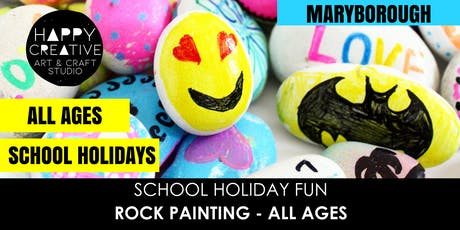 Rock Painting - All Ages tickets
