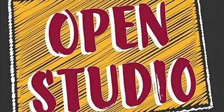 Open Canvas Studio - You pick your design! tickets