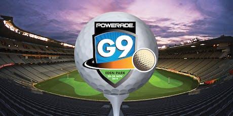 Powerade G9 - Wednesday 20 November 2019 tickets