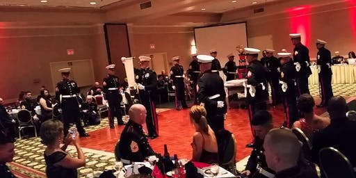 Communications Company USMC 244th Birthday Ball