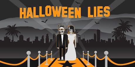 Halloween Lies - An Interactive Murder Mystery Party tickets