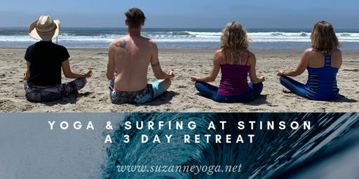 Yoga, Surfing & Meditation Retreat at Stinson Beach