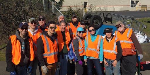 Scott Pierson Trail cleanup 11-02-2019