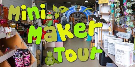 Mini Maker Tours for Kids!