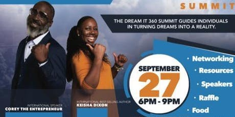 Dream It 360 Summit tickets