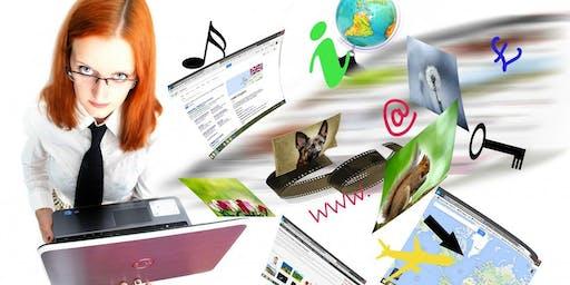 Digital Scavenger Hunt - Get Online Week @ Bruny Online
