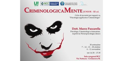 CriminologicaMente Junior III ed.