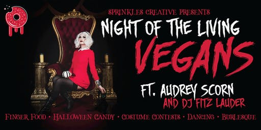 Night of the Living Vegans (Ages 21+)