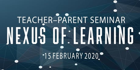 FHPS_Teacher Parent Seminar 2020 tickets