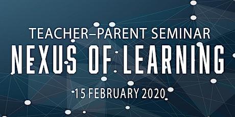 FHPS_Teacher Parent Seminar 2020 tickets