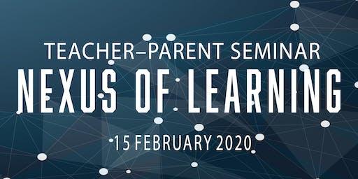 FHPS_Teacher Parent Seminar 2020