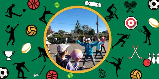 Netball NSW Parramatta Holiday Skills Clinic (5 to 12 years)*
