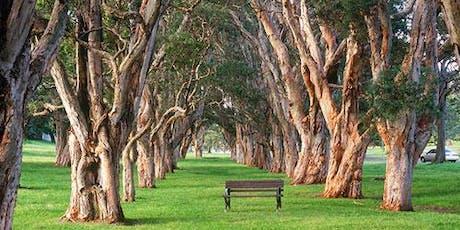 OneStep community walk - Centennial Park, Sun 27 Oct, 11am tickets