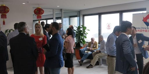 Fireside Chat and Cocktail Hour, featuring Mme Wang Hongbo, Commercial Counsellor, Consulate General of China in Sydney