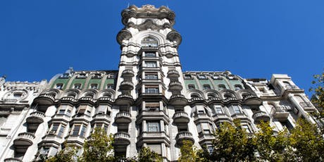 """Palacio Barolo en la """"Noche del Art Nouveau 2019"""" visita especial entradas"""