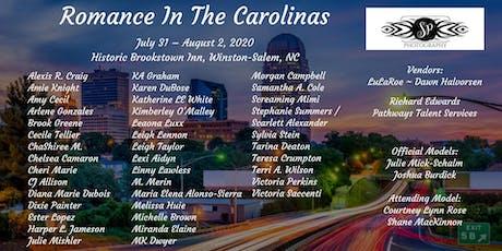 Romance In The Carolinas 2020 tickets