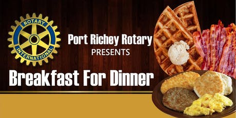 Annual Breakfast For Dinner - Port Richey Rotary tickets