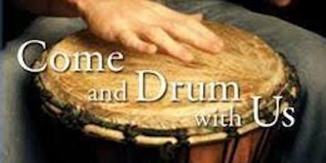 Drum Circle- A Spiritual Event  tickets